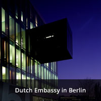 Dutch Embassy in Berlin