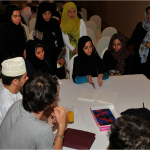 Queensday in Muscat - Ideal Learning Environment